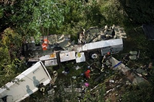 В Італії поховали жертв автокатастрофи